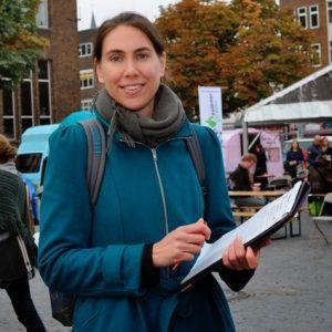Laura begon haar eigen bedrijf met The Footprint Challenge
