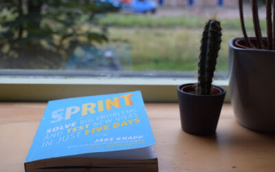 Sprint: solve big problems and test new ideas in just five days